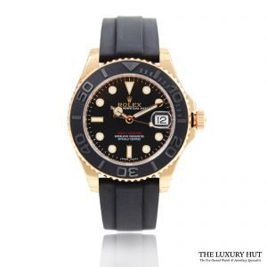 Rolex Yacht-Master Everose Gold Ref: 268655 - 2020 Order Online Today For Next Day Delivery