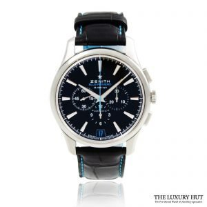 Zenith Captain Chronograph Ref: 03.2119.400/22.C720 Order Online Today For Next Day Delivery
