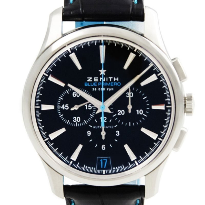 Zenith Captain Chronograph Ref: 03.2119.400/22.C720 Order Online Today Delivery