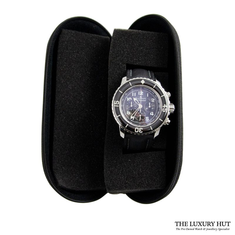 Blancpain Fifty Fathom's Watch Ref: 5885F-1130-52 Order Online Delivery