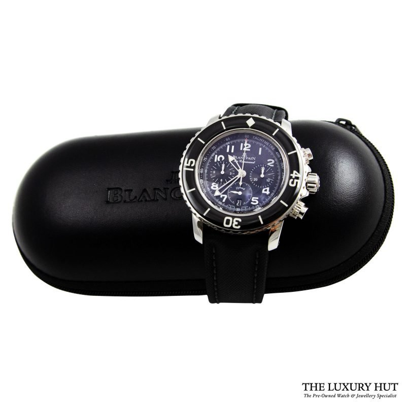 Blancpain Fifty Fathom's Watch Ref: 5885F-1130-52 Order Delivery