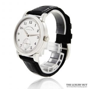 A. Lange & Sohne Platinum Watch Ref: 233.025 Order Online Today For Next Day