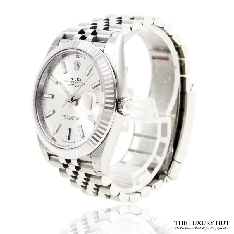 Rolex Datejust 41mm Gold Fluted Jubilee Ref: 126334 - Order Online Today For Next Day