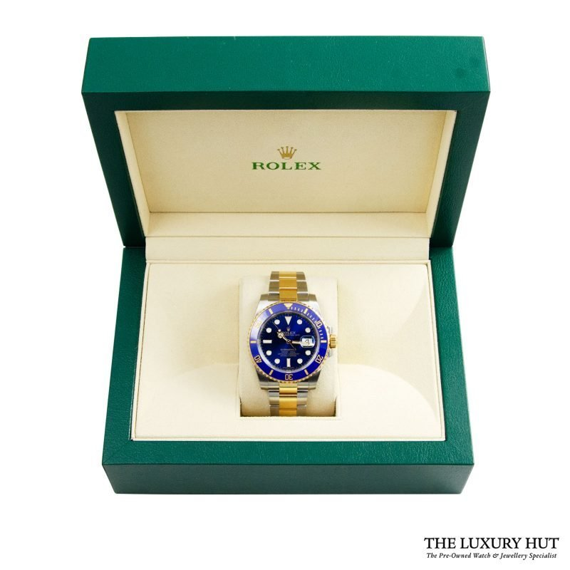 Rolex Submariner 40mm Blue Watch Ref: 116613LB - Order Online today delivery