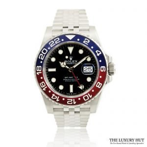 Rolex GMT Master 2 Pepsi Perpetual Ref: 12671BLRO - Order Online today for next day delivery