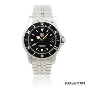 Tag Heuer Diver 1500 Series Watch Ref: 929.213G Order Online today for next day delivery
