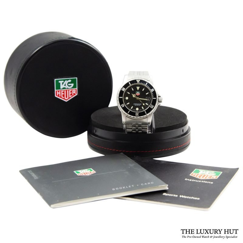 Tag Heuer Diver 1500 Series Watch Ref: 929.213G Order