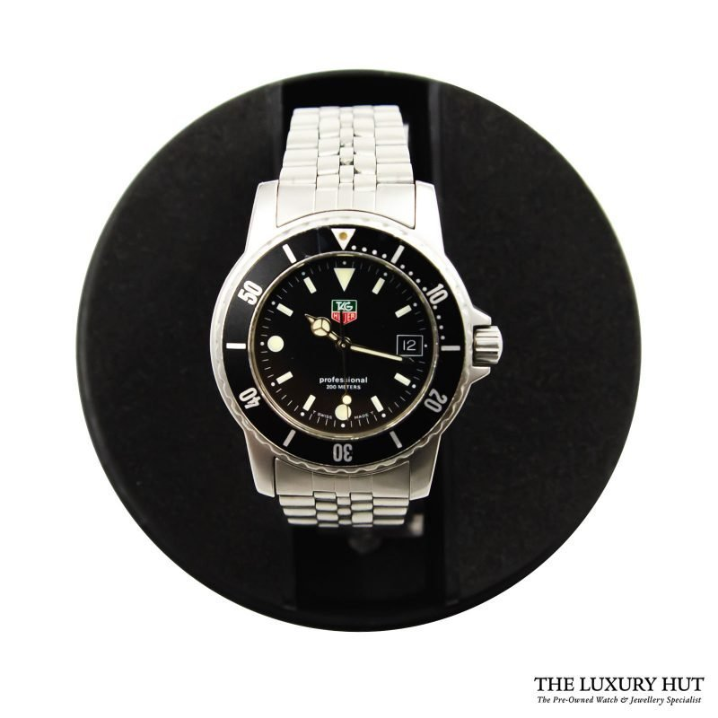 Tag Heuer Diver 1500 Series Watch Ref: 929.213G