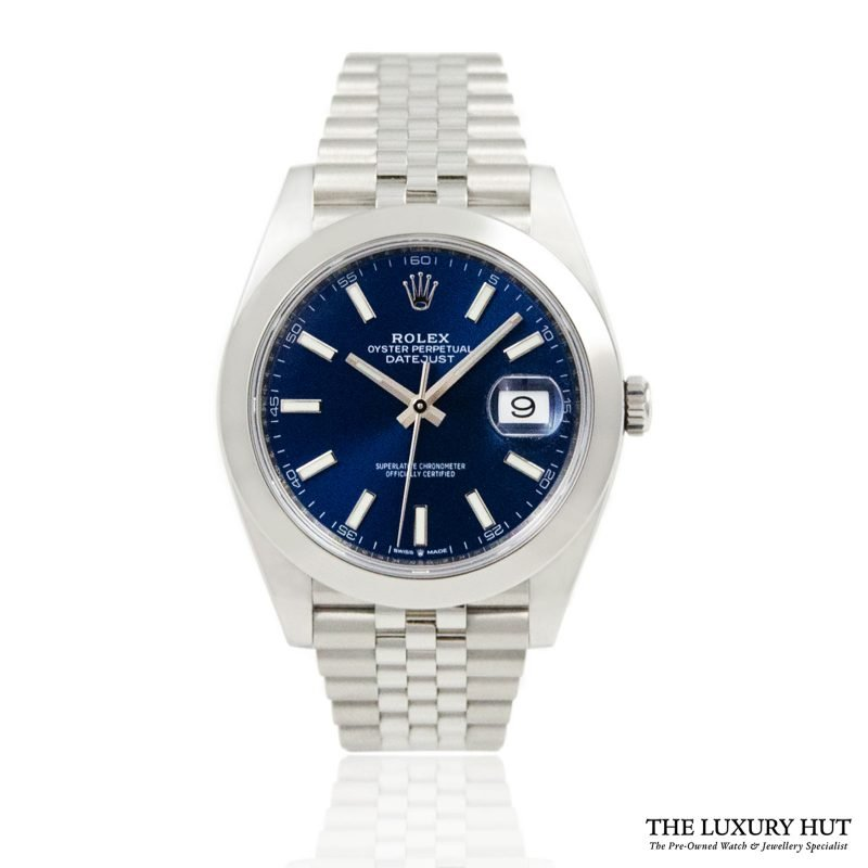 Rolex DateJust II 41mm Watch Ref: 126300 – 2020 Order Online today for next day delivery