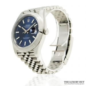 Rolex DateJust II 41mm Watch Ref: 126300 – 2020 Order Online today for next day