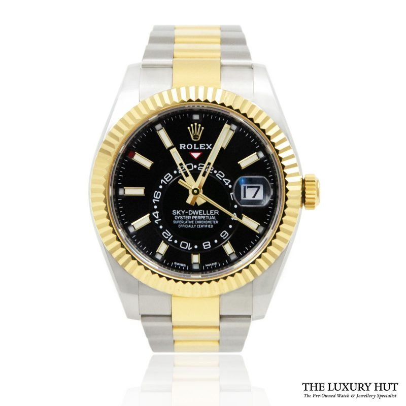 Rolex Sky-Dweller 42mm Watch Ref: 326933 – 2020 Order Online today for next day delivery