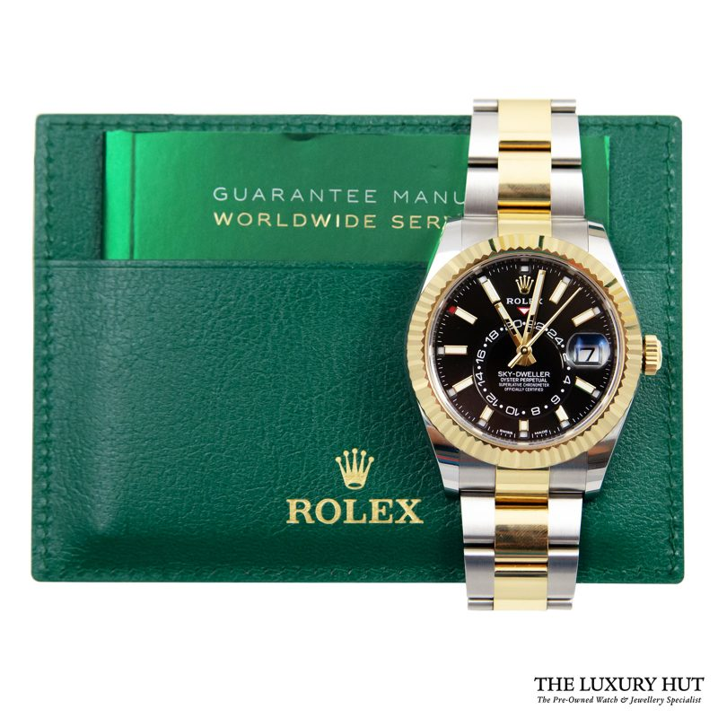 Rolex Sky-Dweller 42mm Watch Ref: 326933 – 2020 Order Online today delivery