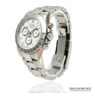 Rolex Daytona Steel 40mm Watch Ref: 116520 – 2004 Order Online today for next day
