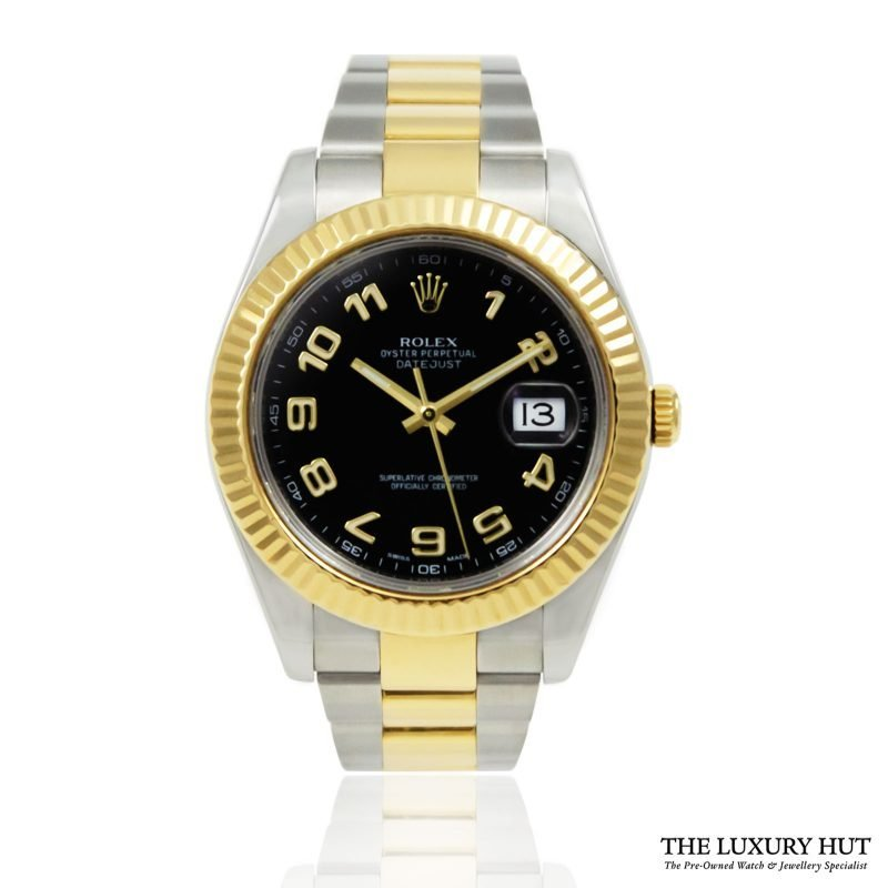 Rolex Datejust II 41mm Watch Ref: 116333 – 2016 Order Online today for next day delivery.
