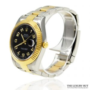 Rolex Datejust II 41mm Watch Ref: 116333