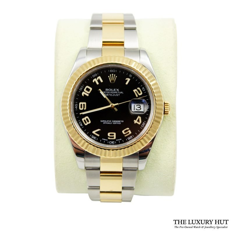 Rolex Datejust II 41mm Watch Ref: 116333 – 2016 Order Online
