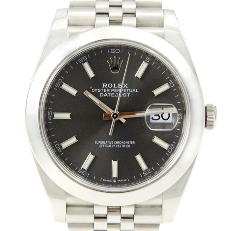Rolex Datejust 41mm Watch Ref: 126300 – 2017 Order Online