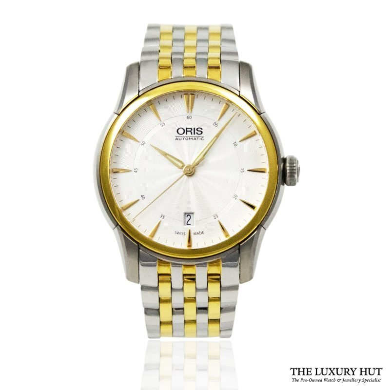 Oris Artelier Date Watch Ref: 01 733 7670 4351- 2016 Order Online today for next day delivery