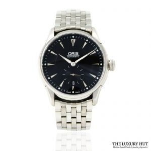 Oris Artelier Date Watch Ref: 62375824074MB- 2016 Order Online today for next day delivery