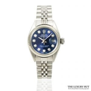 Rolex Datejust 26mm Watch Ref: 6917 - 1978 - Order Online today for next day delivery.