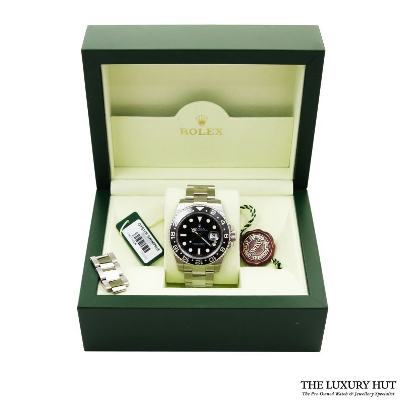 Rolex GMT-MASTER II Watch Ref: 116710LN - 2010 - Order Online today delivery.