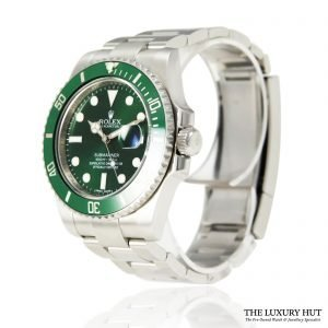 Rolex 2014 Submariner Hulk Oyster Date Ref 116610LV Watch - Order online today for next day