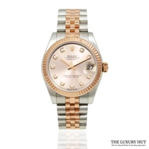 Rolex Datejust 31mm Watch Ref: 178271 - 2018 - Order online today for next day delivery.