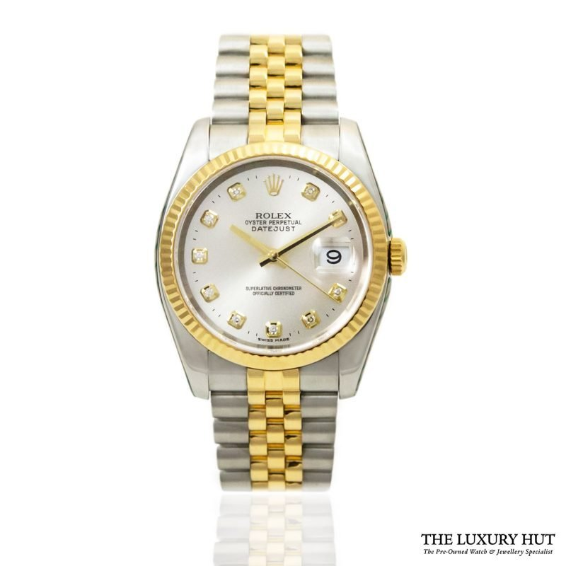 Rolex Datejust 36mm Watch Ref: 116233 – 2004 Order Online today for next day delivery