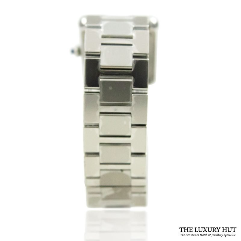 Cartier Tank Solo Large Watch Ref: W5200014 – 2018 Order Online today