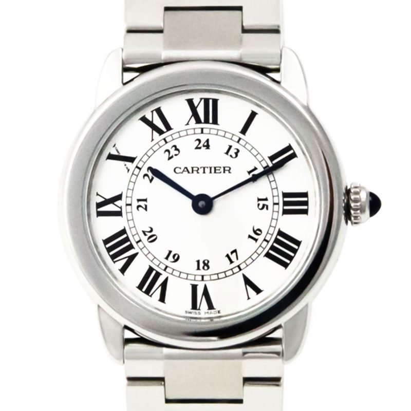 Cartier Ronde Solo Ladies Watch Ref: 3601 - 2018 - Order Online