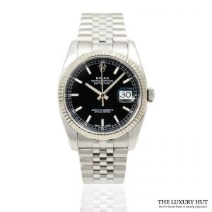 Shop Rolex Datejust 36mm Watch Ref: 116234 - 2018 - Order Online Today For Next Day Delivery