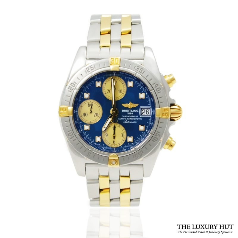 Shop Breitling Cockpit Chronograph Watch Ref: B13358 - Order Online Today For Next Day Delivery.