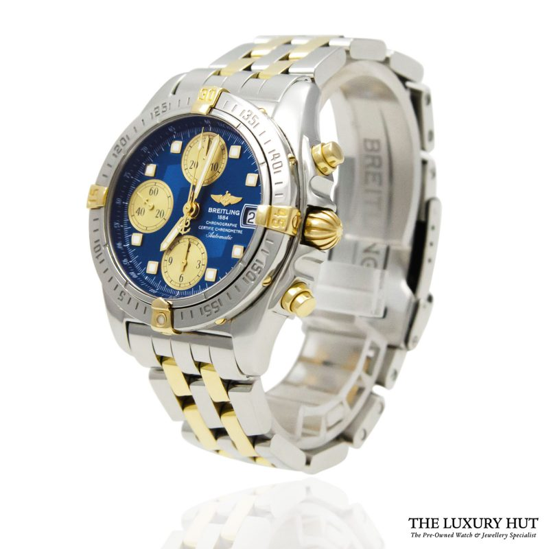Shop Breitling Cockpit Chronograph Watch Ref: B13358 - Order Online Today For Next Day