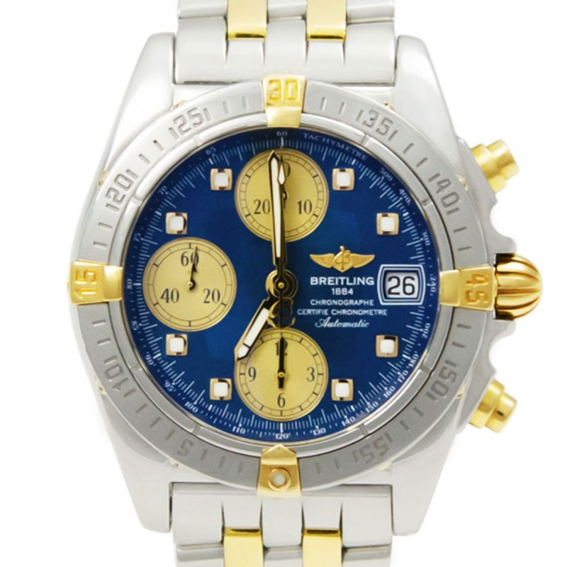 Shop Breitling Cockpit Chronograph Watch Ref: B13358 - Order Online