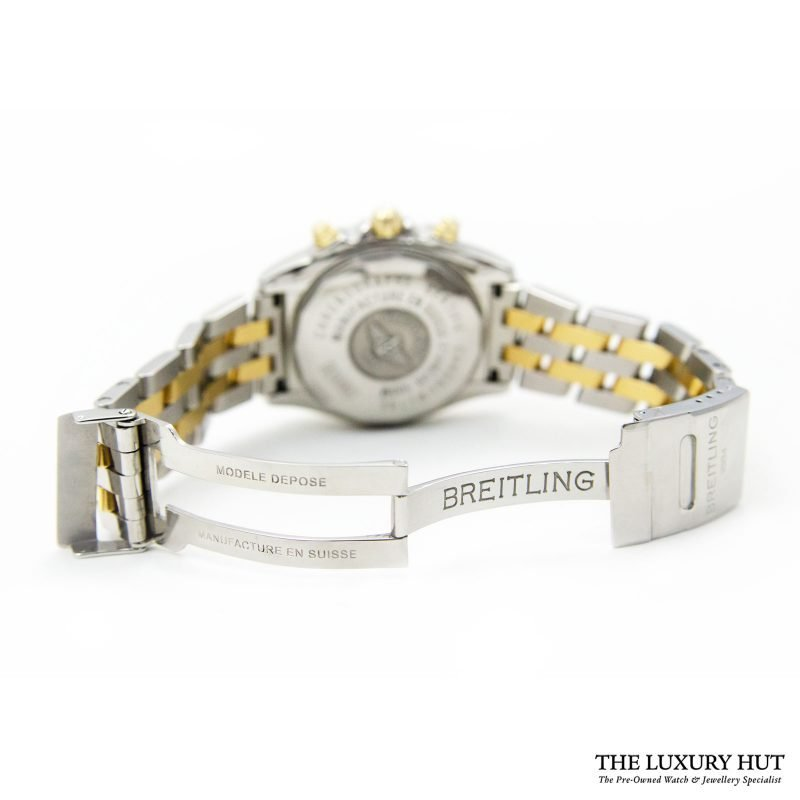 Shop Breitling Cockpit Chronograph Watch Ref: B13358