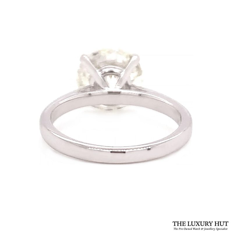 Shop 18ct White Gold Diamond Engagement Ring