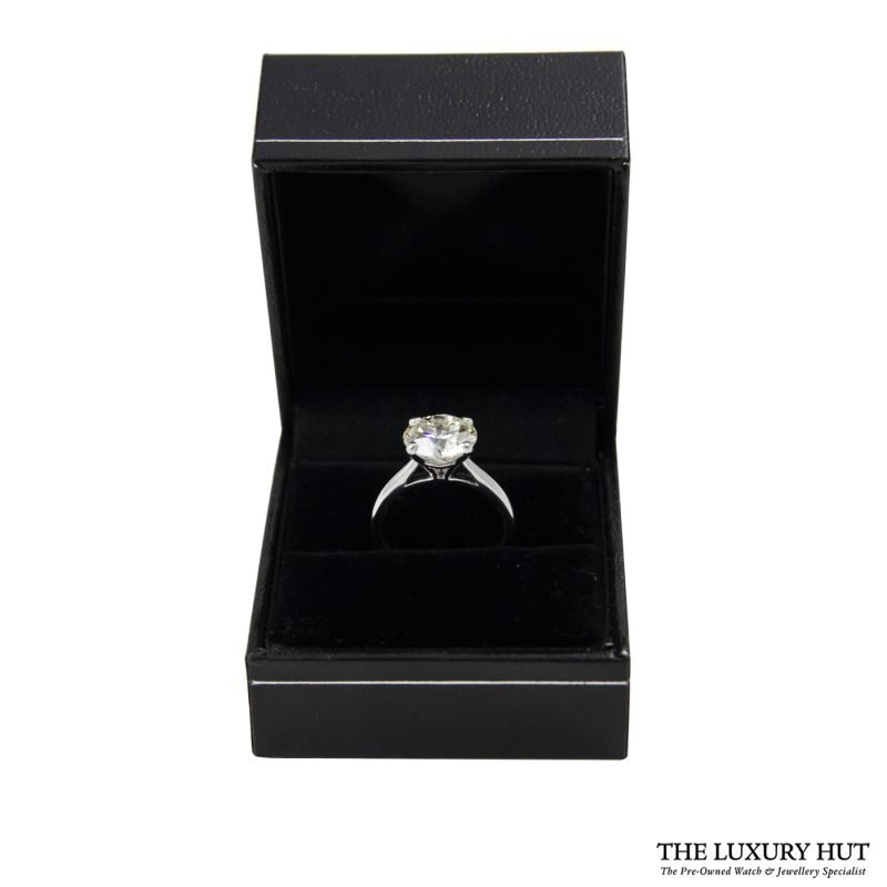 Shop 18ct White Gold Diamond Engagement Ring - Order Online Delivery