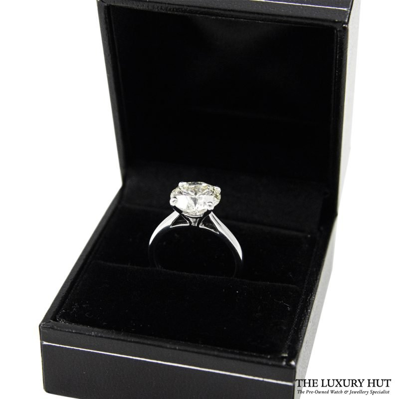 Shop 18ct White Gold Diamond Engagement Ring - Order