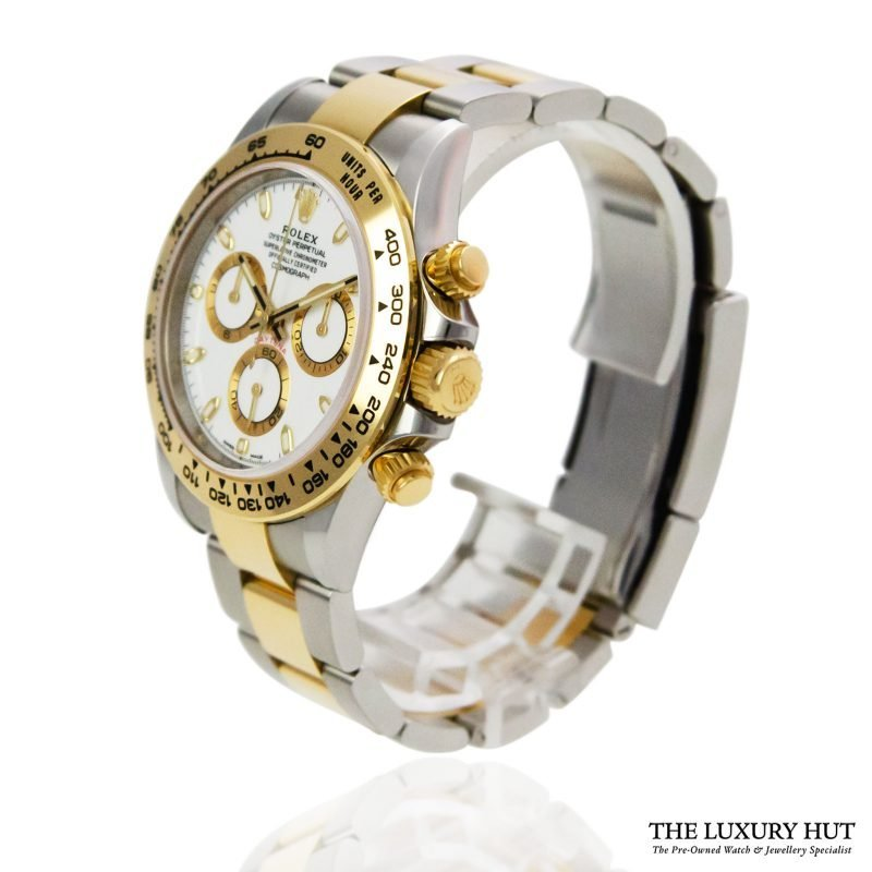 Shop Rolex Daytona 40mm Watch Ref: 116503 - 2020 - Order Online Today For Next Day