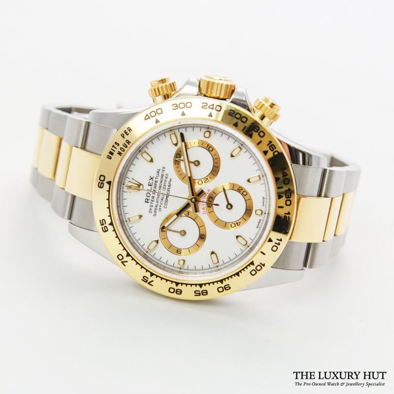 Shop Rolex Daytona 40mm Watch Ref: 116503 - 2020 - Order Online