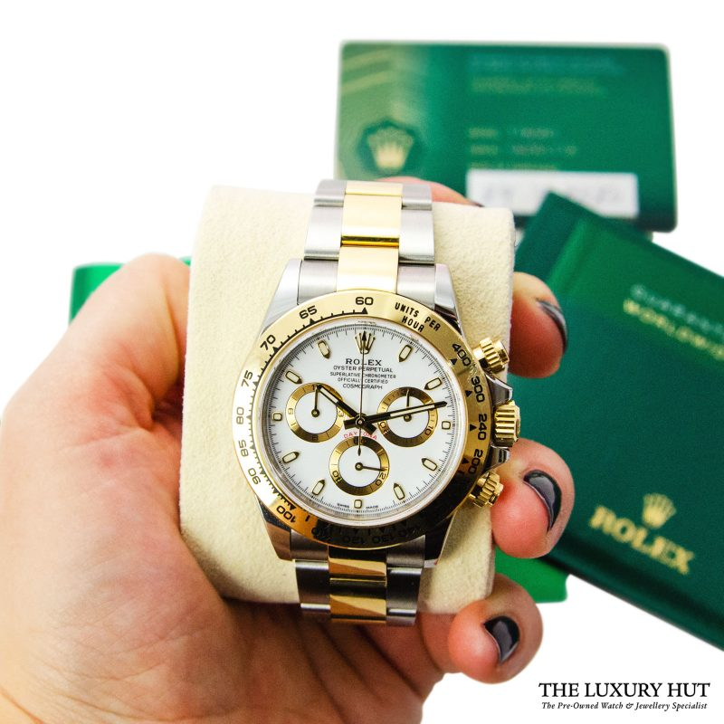 Shop Rolex Daytona 40mm Watch Ref: 116503 - 2020 - Order Online Delivery.