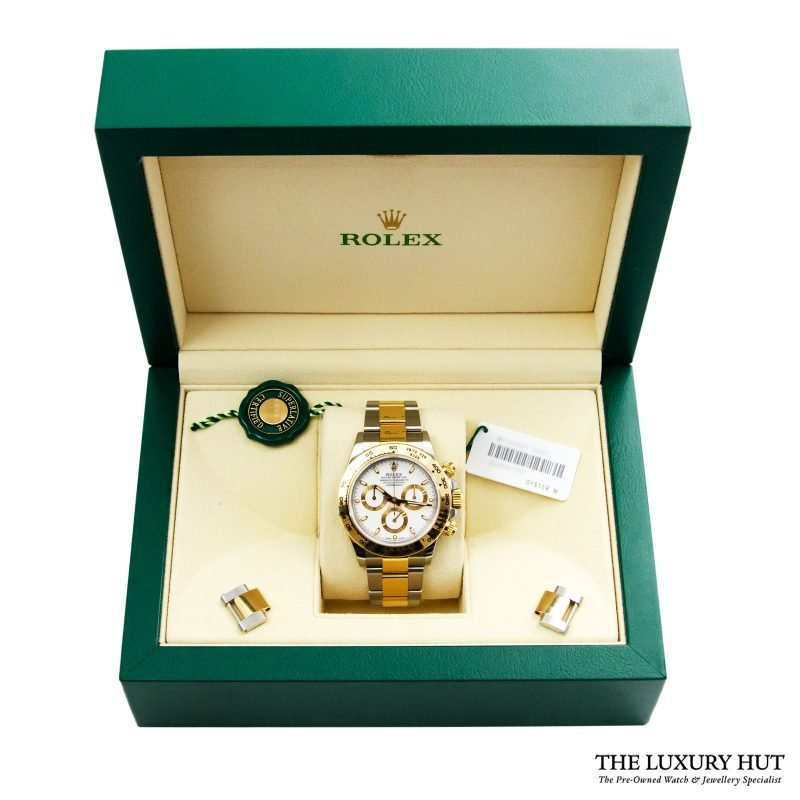 Shop Rolex Daytona 40mm Watch Ref: 116503 - 2020 - Order Delivery.