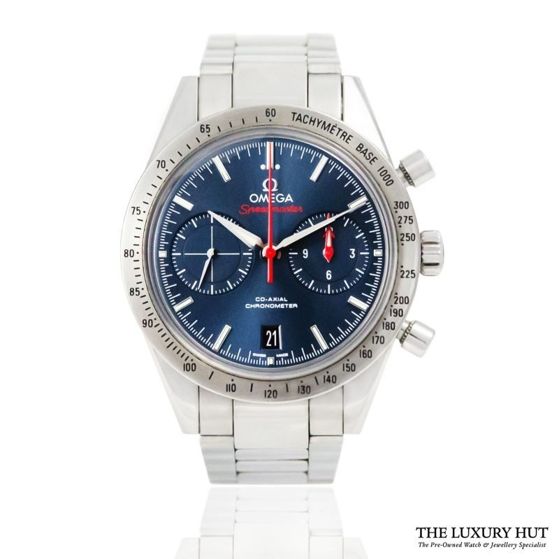 Shop Omega Speedmaster '57 Co-Axial 41.5mm Chronometer - Order Online Today For Next Day Delivery.