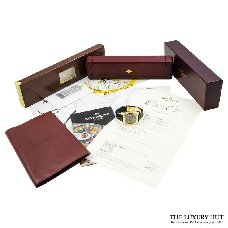 Shop Patek Philippe Calatrava Watch Ref: 5000J - Order Delivery.