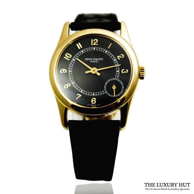 Shop Patek Philippe Calatrava Watch Ref: 5000J Delivery.