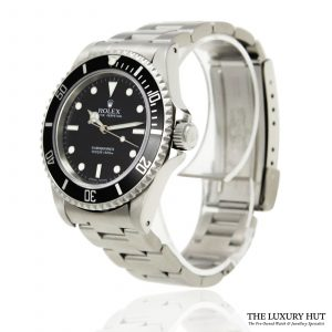 Shop Rolex Submariner No Date Watch Ref: 14060M - Order Online Today For Next Day