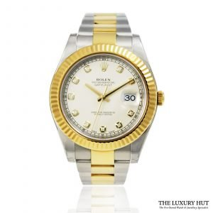 Shop Rolex Datejust II 41mm Watch Ref: 116333 - Order Online Today For Next Day Delivery.