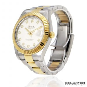 Shop Rolex Datejust II 41mm Watch Ref: 116333 - Order Online Today For Next Day