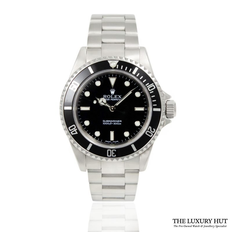 Rolex Submariner No Date Watch Ref: 14060 - 2000 - Order Online Today For Next Day Delivery