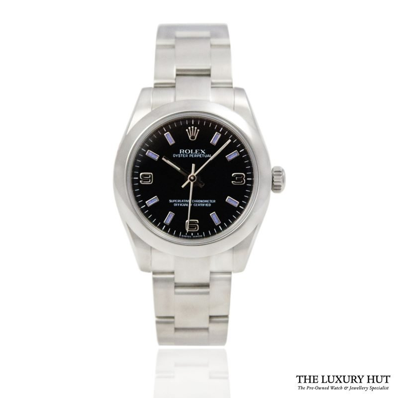Rolex Oyster Perpetual Watch Ref: 177200 - Order Online Today For Next Day Delivery.